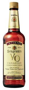 Seagram Vo Canadian Whiskey 375ml